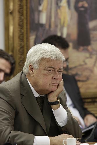 Ricardo Teixeira - Foto Senado Federal