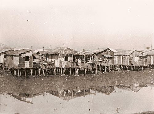 Favela do esqueleto (UERJ  - Fotos Rede Sirius - Núcleo MID