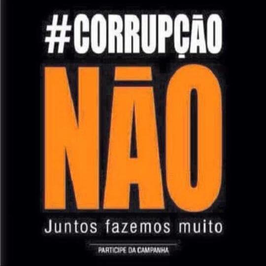 Corrupção Não PGR