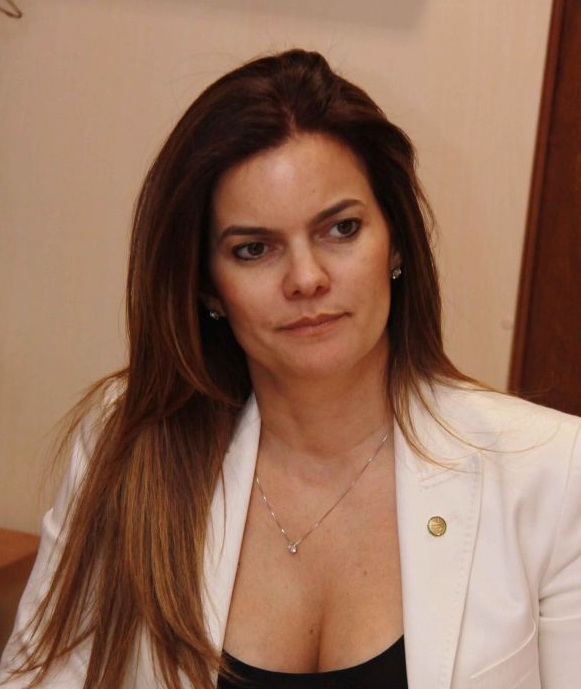Iracema Portella (PP-MA): R$ 7 milhões na campanha para defender os interesses dos eleitores? (Foto Reprodução)