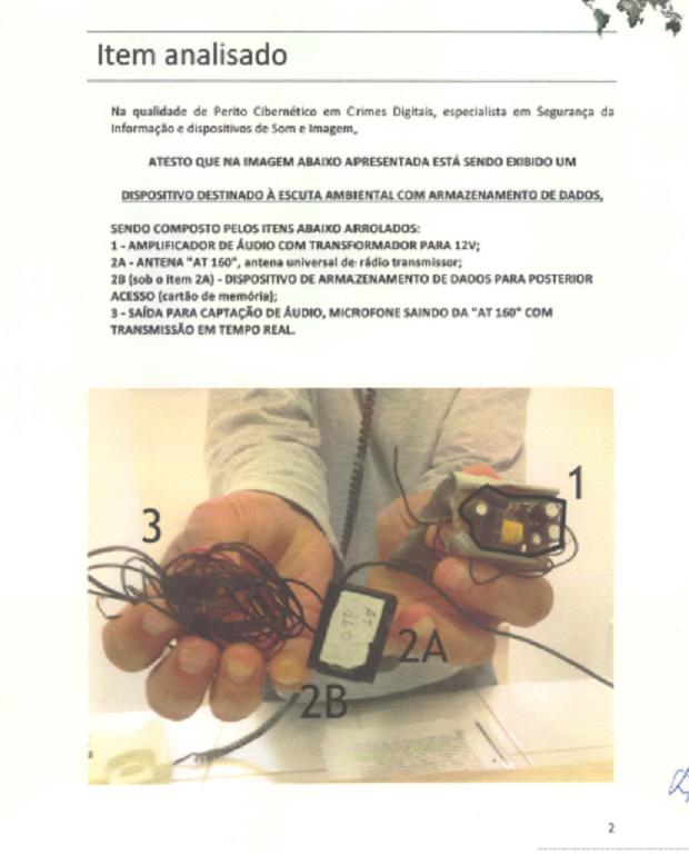 Laudo Perecial fl. 2
