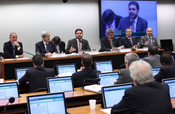 CPI da Petrobras vai a Teori Zavascji em busca do IPL 737/15 - Foto: Antônio Araújo / Câmara dos Deputados