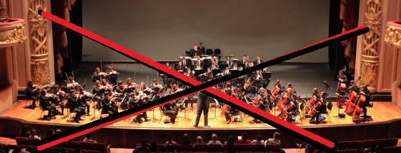 Orquestra Sinfônica do Theatro Municipal - Foto : Amaerj - Associação dos Magistrados do Rio de Janeiro
