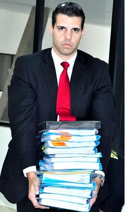 Delegado Maurício Moscardi investigou o grampo e não descobriu os que foram instalados em 2012? - Foto: Altino Machado