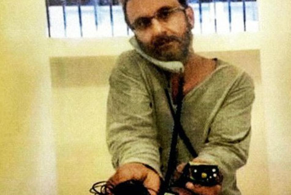 Youssef e o grampo que descobriu na cela da SR/DPF/PR