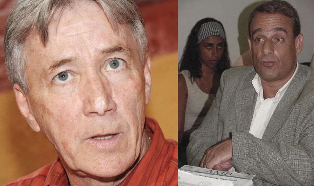 José Carlos Gratz e André Nogueira foram condenados somente pelo peculato.