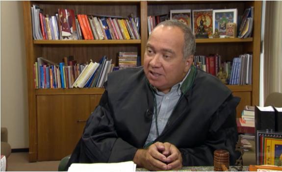 Juiz Flavio Roberto de Souza - reprodução TV Globo