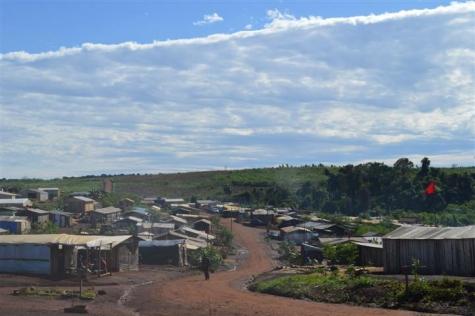 O MST já montou três assentamentos nas terras que a Araupel diz lhes pertencer, mas a Justiça Federal declarou serem da União - Foto MST
