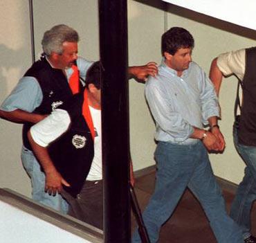 Alberto Youssef recebeu cerveró em sua cela que conta com bens como televisão - Foto: reprodução www.nominuto.com