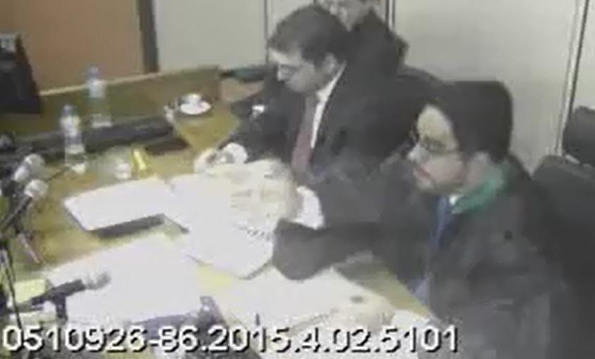 Audiência-com-Juiz-Marcelo-Bretas: copia distribuída manualmente