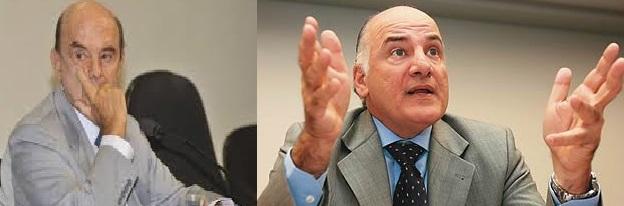 Francisco Dornelles, ministro, ligou para Marcelo Itagiba, superintendente do DPF no Rio pedindo para adiar depoimento. Fotos José Cruz/ ABr e Câmara dos Deputados