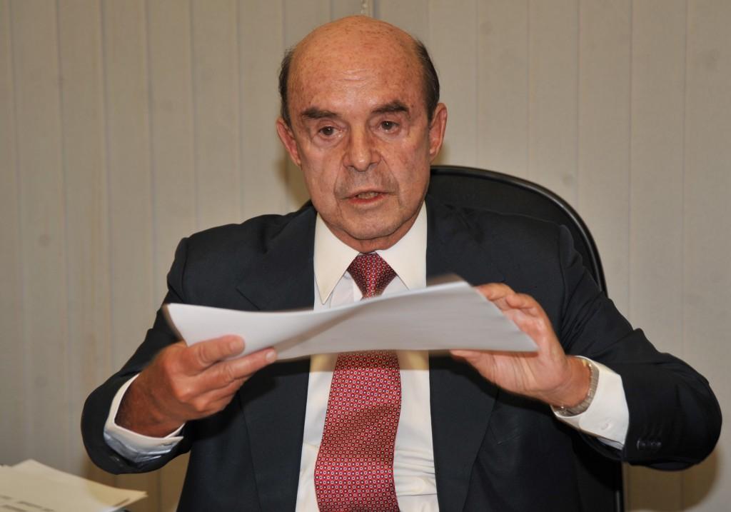 O nome de Francisco Dortnelles aparecdeu no esquema de corrupção de Eduardo Cunha. Ele agora será investigado pela PGR? - Foto arquivo EBC