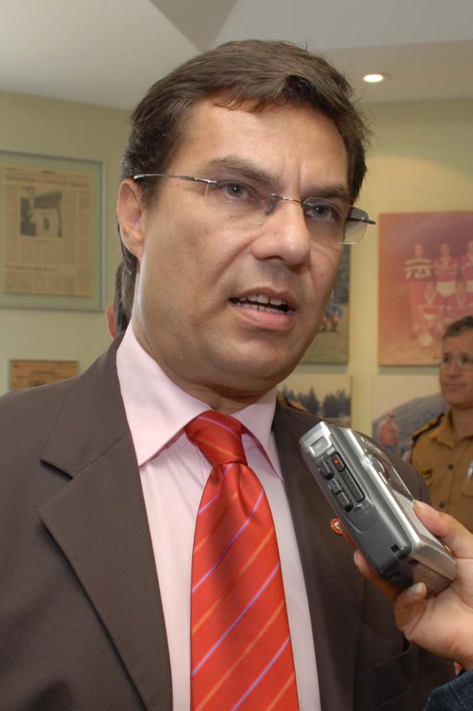 """Juiz José Orlando Bremer: """"se meu alvará foi usado na Lava Jato, fui traído""""  - foto - site da POlicia Militar (PR)"""