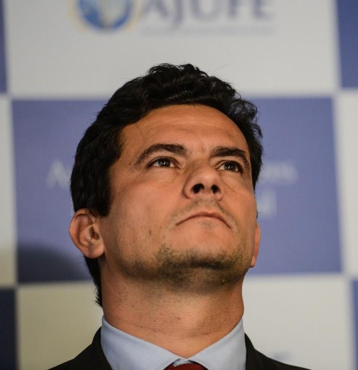 Sérgio Moro liberou a verba alegando que a Operação Lava Jato não poderia parar. Foto Ajufe