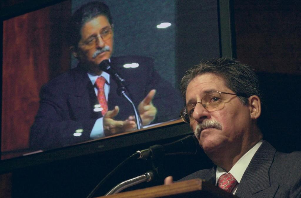 Alvaro Augusto Ribeiro Costa um dos primeiros Procurador Federal do Direito dos Cidadãos, outro nome respeitado não só no MP, mas também no Judiciário