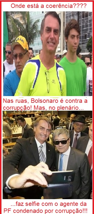 Bolsonaro e a coerencia