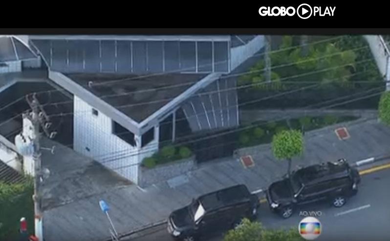 Na manhã da sexta-feira, às 7h30, o Bom Dia Brasil da TV Globo já falava da condução coercitiva de Lula (informação que só os operadores da Lava Jato tinham) e o helicóptero já tinha sobrevoado o prédio onde ele mora em São Bernardo.