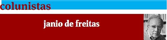 coluna Janio de Freitas