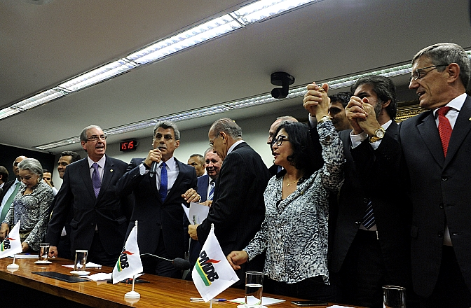 O jogo não é pelo impeachment, mas para tentar a renúncia de Dilma. Foto Luiz Macedo/Agência Câmara