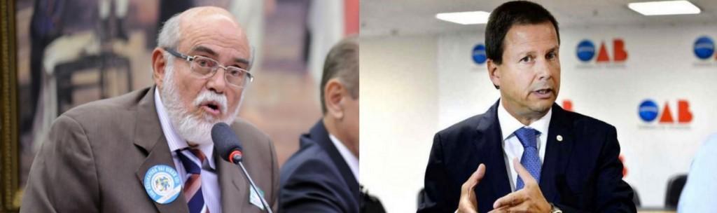Em 1992, Marcelo Lavenère fez História. Qual será o papel reservado ao atual presidente da OAB, Cláudio Lamachia? (Reprodução Blog Viomundo)