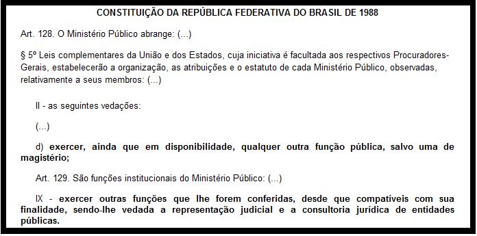Os dois artigos da Constituição que embasarão os debates no Supremo Tribunal Federal.