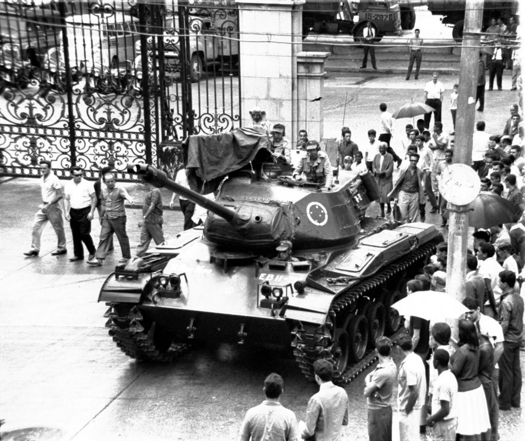 Golpe civil-militar de 1964. Vamos repetir Foto reprodução outraspalavras.net