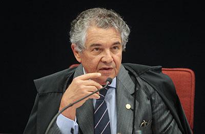 """Marco  Aurélio Mello: """"Nós, magistrados, não somos legisladores, não somos justiceiros. (...) Não se avança atropelando regras básicas"""".- Foto: Carlos Humberto.SCO/STF"""