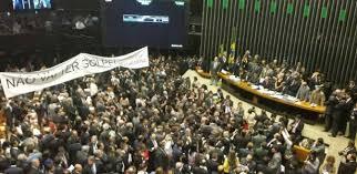 Promotores e procuradores do Ministério Público do Brasil solicitam aos deputados que votem contra o impeachment