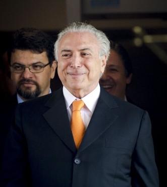 O governo ainda pretende envolver o vice-presidente co mesmo processo de impeachment da presidente Dilma Rousseff - Foto Pública