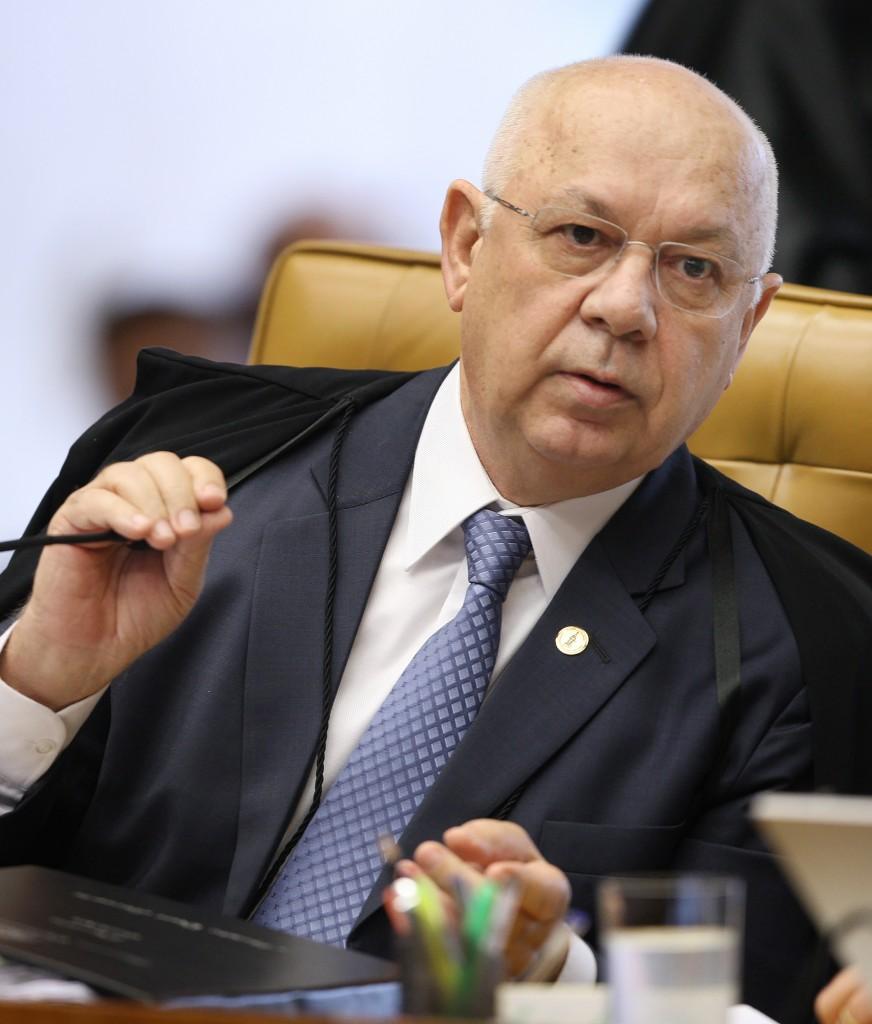 A liminar de Zavascki garantiu o afastamento de Cunha, mesmo que alguém no plenário pedisse vista do processo. Foto: Nelson Jr. SCO/STF