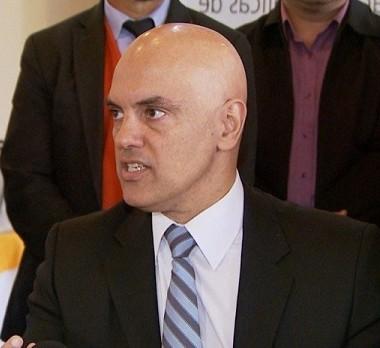 Alexandre Moraes, ministro da Justiça e Cidadania é descrito como um pit-bull. Ou Temer errou na escolha, ou então errou ao dar a pasta o nome de Justiça e Cidadania. Foto: Reprodução/EPTV