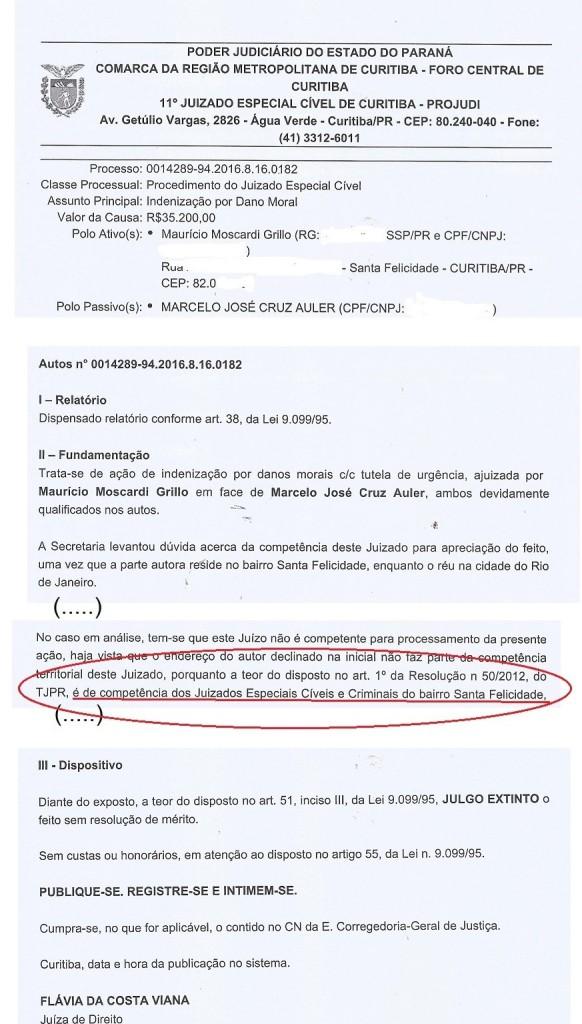açao 11ª Juizado Especial editada