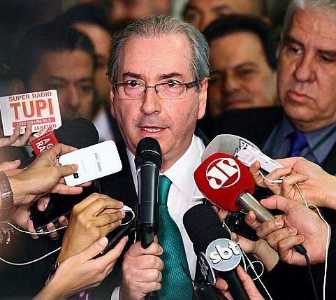 Na quinta-feira (07/;07) Eduardo Cunha renunciou à presidência da Câmara. Terá sido mais um passo em busca de uma absolvição? Foto: Antonio Augusto / Câmara dos Deputados