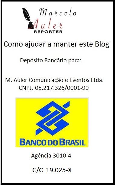A ajuda para o pagamento das despesas com a série de reportagens sobre os Guaranis/Kaiowás pode ser feita através do depósito, de qualquer valor, na conta bancária acima.