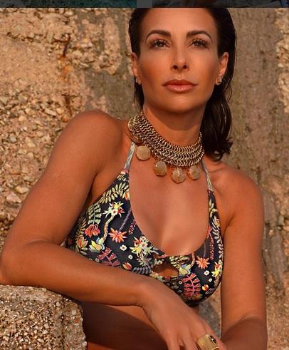 Erika Santos, após separar-se de Marcelo Azeredo, conseguiu manter seu estilo de vida. Foto: reprodução de suas páginas nas redes sociais.
