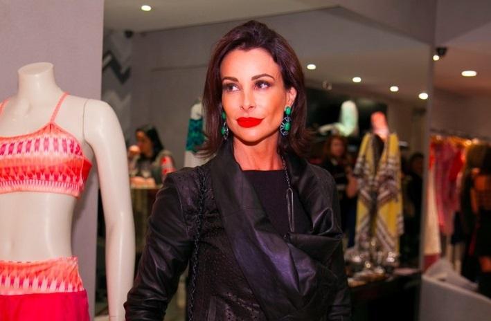 """Erika Santos """"ampla experiência no mercado de moda e expertise em diversas áreas relacionadas"""". Foto reprodução das redes sociais"""