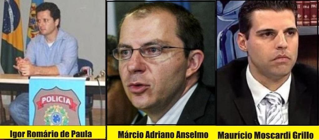 Os três delegados que se manifestaram politicamente contra o PT continuaram atuando nas investigações. Houve isenção?