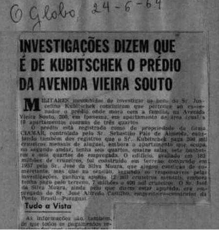 jk O Globo 24.06.1964 editada